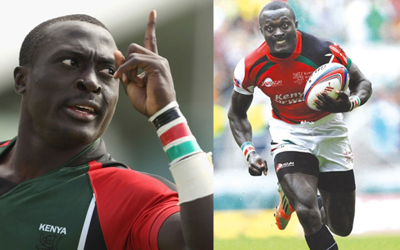 I became a rugby player by accident- Collins Injera's untold story
