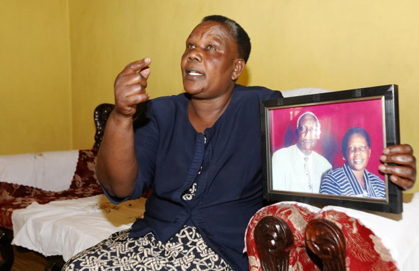 I loved Kibor for 43 years and praying for him, says estranged wife