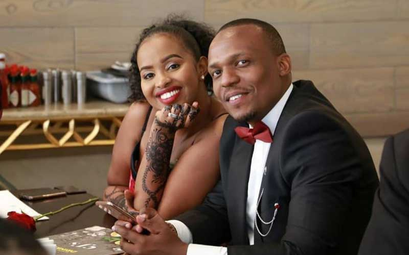 I'm Muslim: Ben Kitili's wife Amina Mude opens up on their marriage