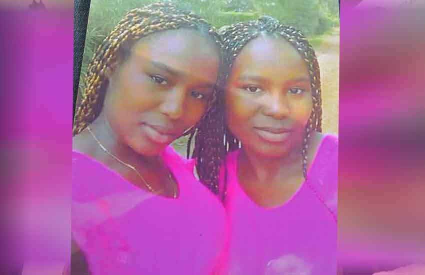 Sad story of identical college twins killed along Thika Road