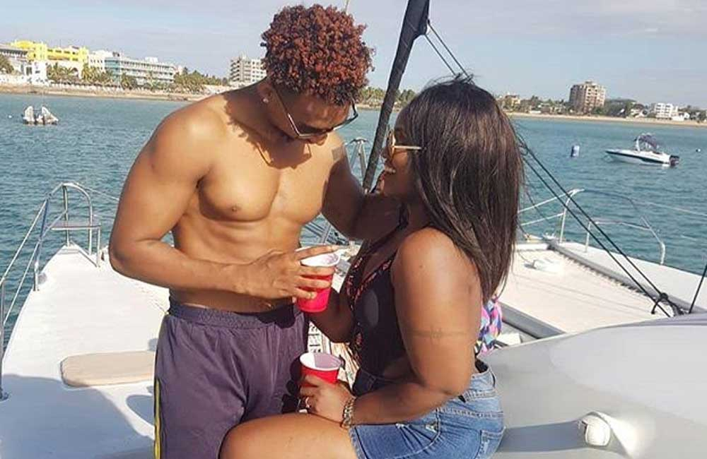 Is socialite Mishi Dorah dating Wema Sepetu's ex Calisah?