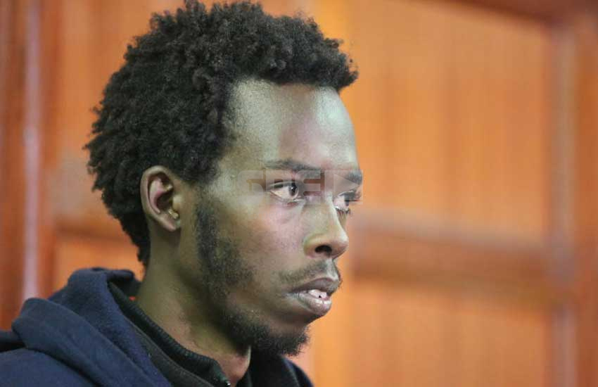 JKUAT student shot at State House pleads with President Uhuru