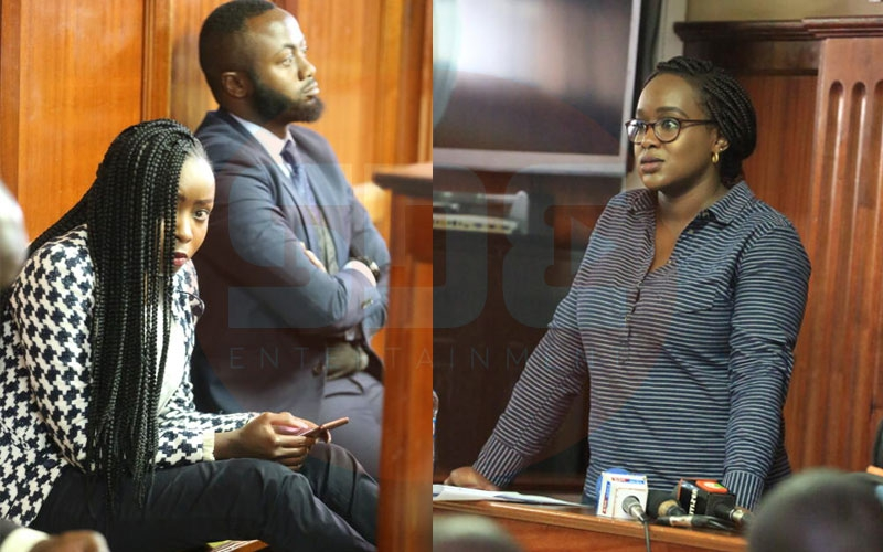 Maribe was partying with Sonko on day Monica Kimani was murdered- Witness