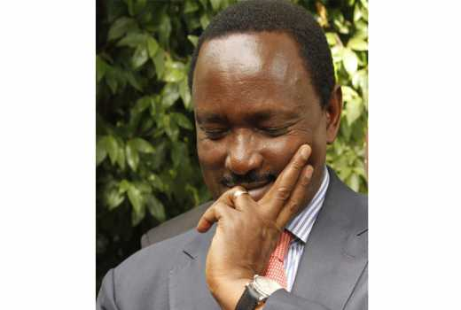 Kalonzo is unbwogable: Close ally states amid talks to replace Wiper leader