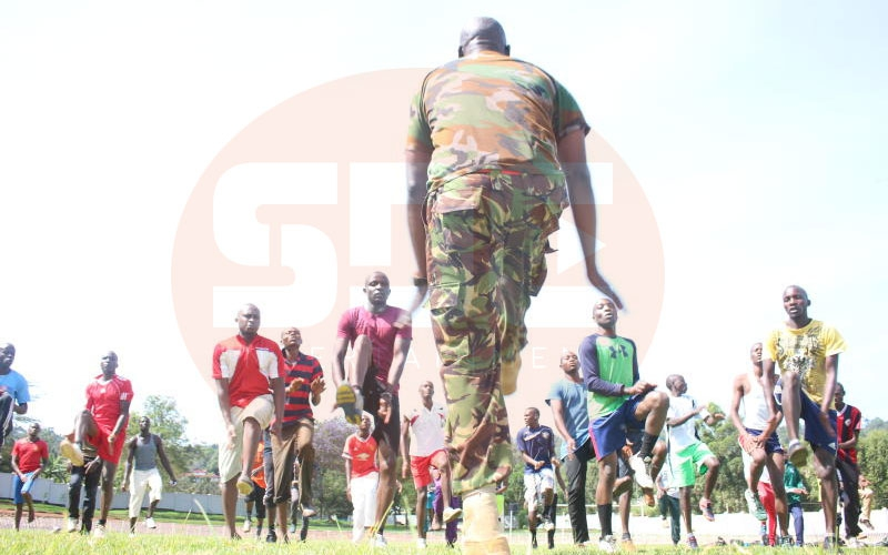 KDF launches nationwide cadets' recruitment drive after postponement