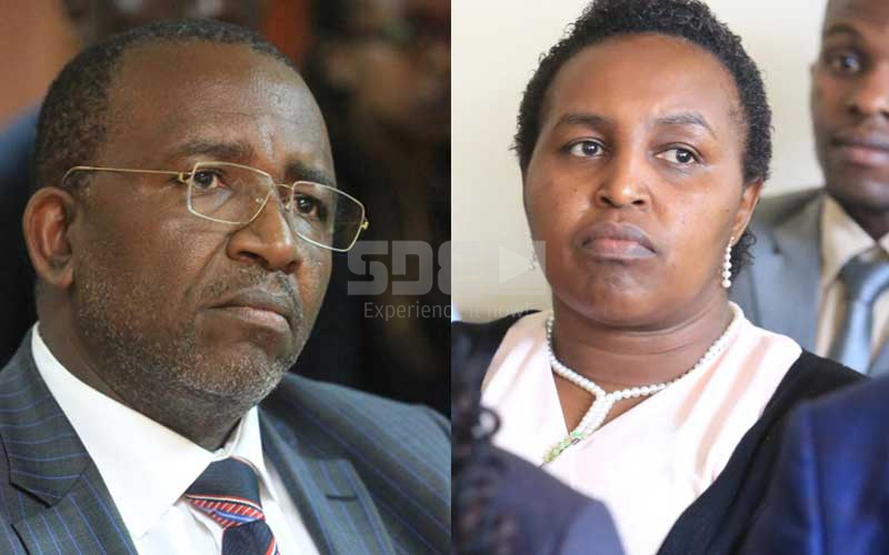 Kitany wants Linturi probed over alleged adultery, lying about marital status