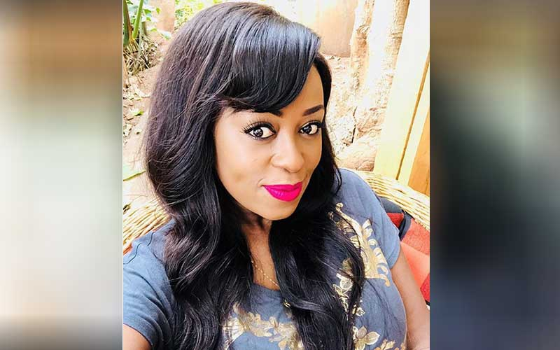 I am so in love with you - Lilian Muli reveals baby's face for first time
