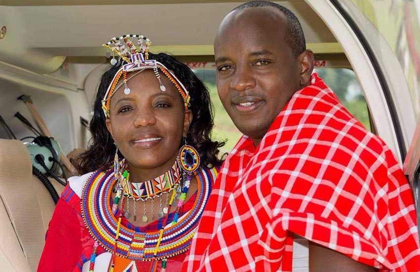 Linus Kaikai reveals he gave his wife his ATM card three weeks after dating