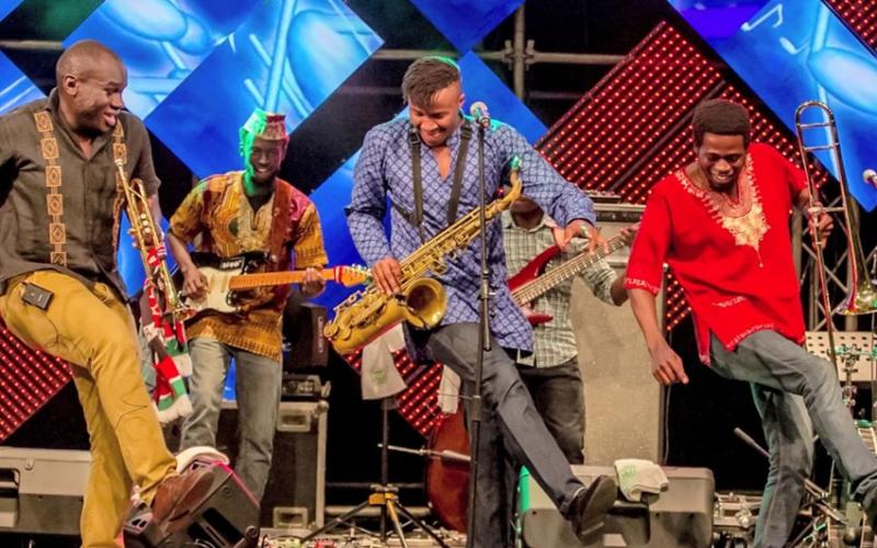 List of Kenyan artists performing at Magical Kenya Open
