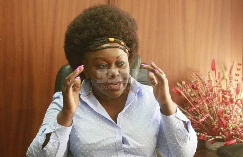 """Look elsewhere!"" MP Millie Odhiambo warns smitten man"