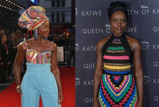 Lupita Nyong'o writes book on her struggle with skin complexion