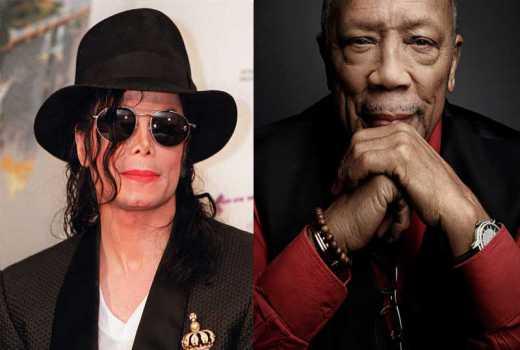 Michael Jackson's producer claims the pop star stole songs