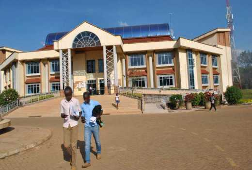 MMUST graduands demand apology over speech by top KCPE student