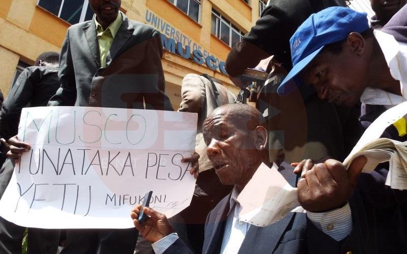 Moi University Sacco loses Sh4 billion members' life savings