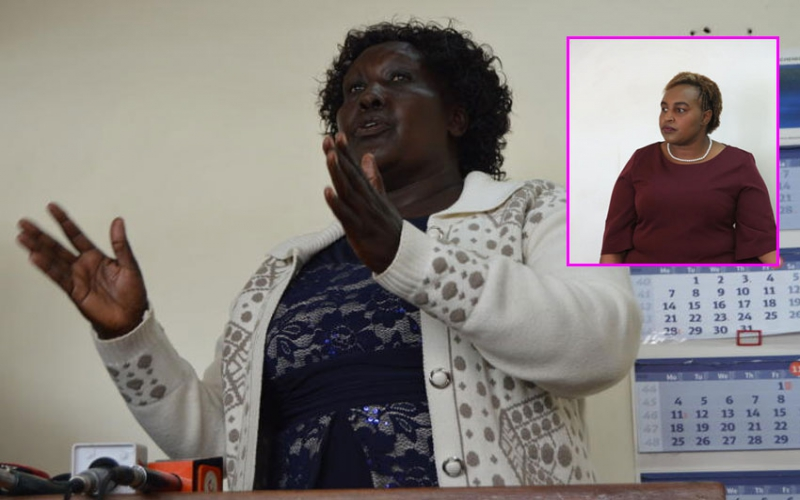 My properties were taken from me without my consent- Kitany's mother