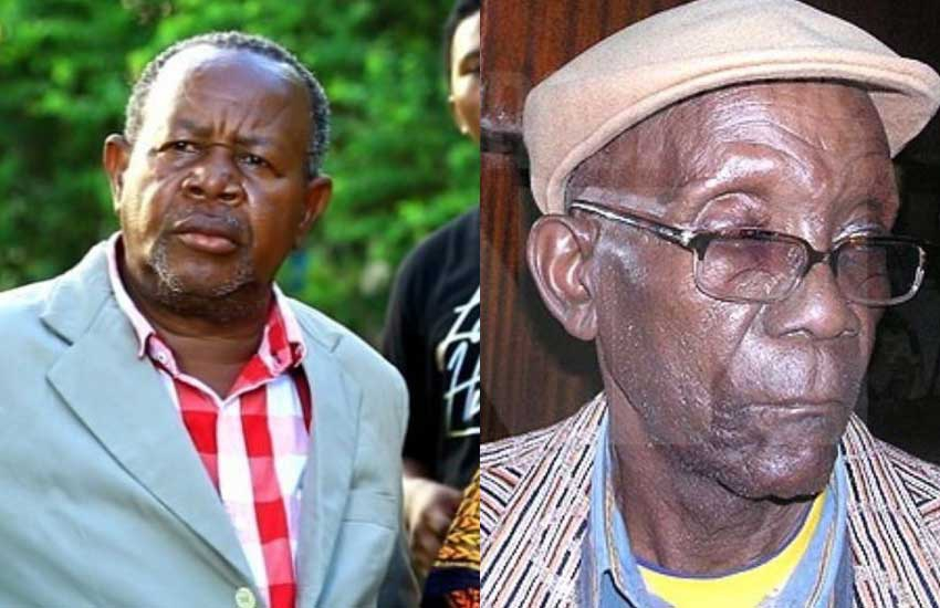 Mzee Majuto, Ojwang: Deserted when alive, heroes at death