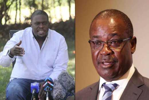 Nairobi is run by Kidero people — Senator Sakaja