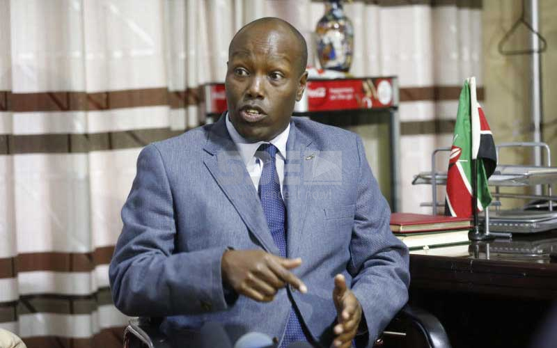 Nakuru County government interns to get Sh15,000 monthly pay