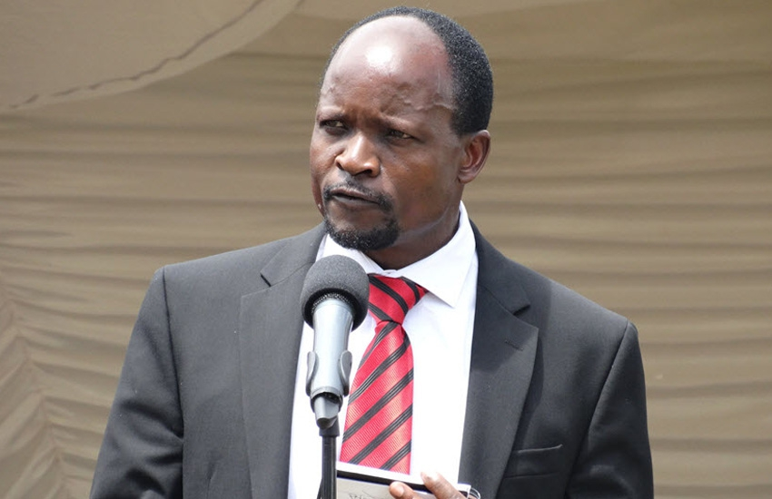 New faces as Governor Okoth Obado reshuffles cabinet