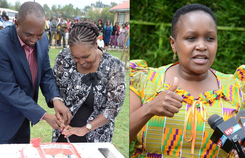 Keep off our children: Gilgil MP to ex-husband linked to Cohen's murder