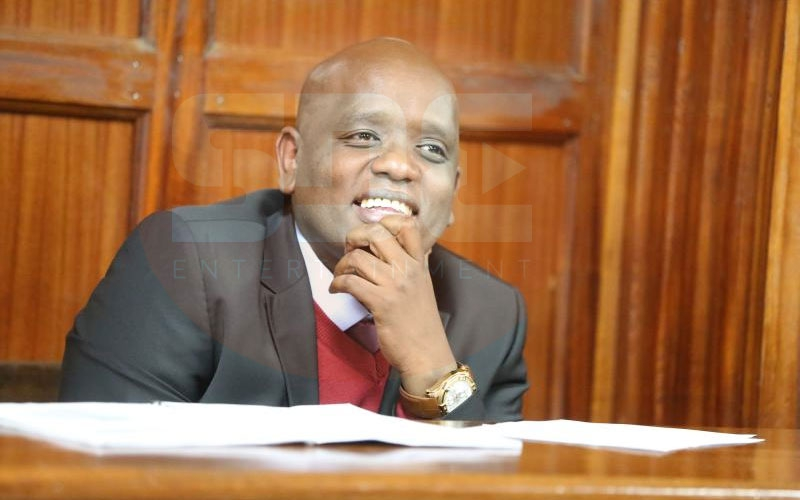 No embarrassment: Itumbi downplays roughing up by Uhuru's security
