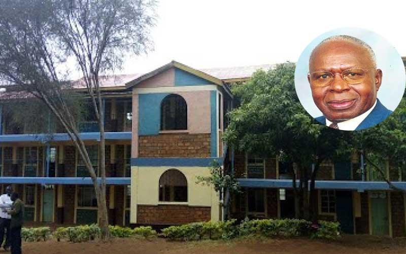 Nyanchwa Adventist School: Where Simeon Nyachae trekked to school