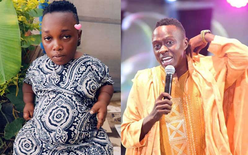 Oga Obinna criticized for mocking Tanzanian actress with dwarfism
