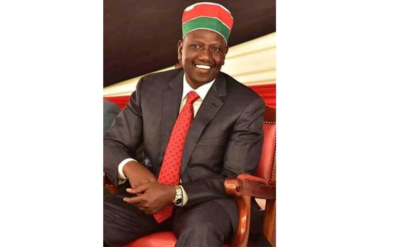 Opposition governor warms up to DP Ruto