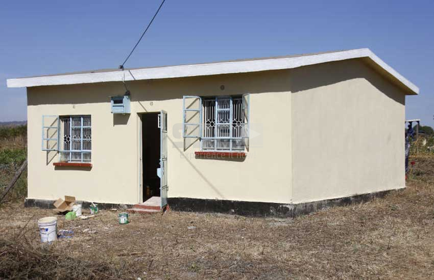 How family gifted Uhuru's 'rejected' house settled into life of comfort