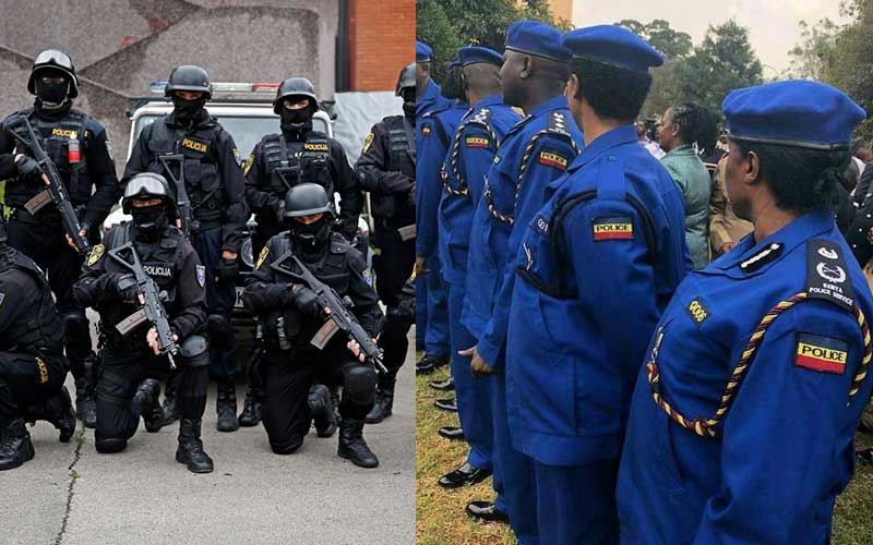 PHOTOS: Ten police uniforms from around the world