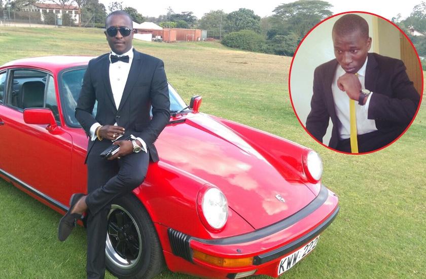 Politician Steve Mbogo, wife Sabrina sue blogger Cyprian Nyakundi
