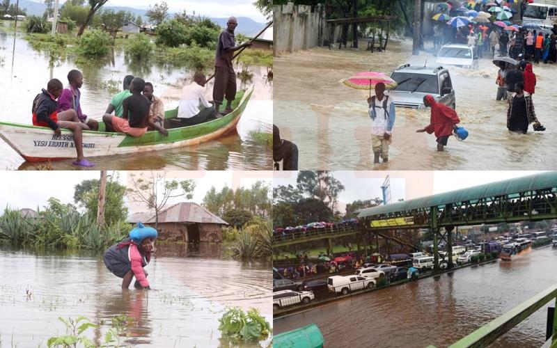 Prepare for more rains, weatherman warns Kenyans