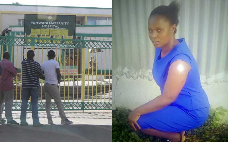 Pumwani Hospital on the spot as pregnant mother dies