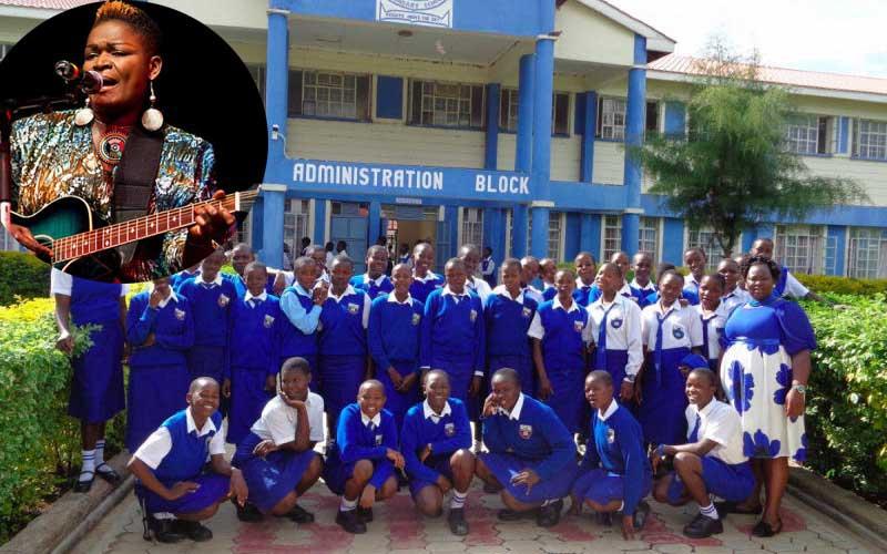 Rae Girls: Where Suzanna Owiyo was school soloist
