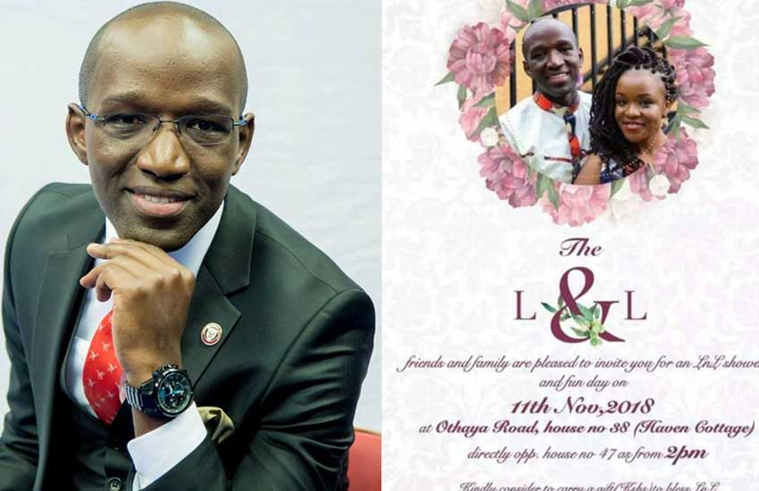 Reactions to State House's Laban Cliff holding wedding fundraiser