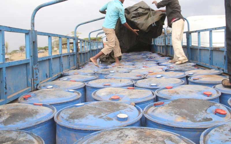 Revealed: Police abetting smuggling of ethanol into Kenya
