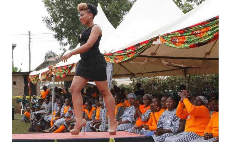 Ruth Kamande: Why prison beauty queen shouldn't be hanged for murder
