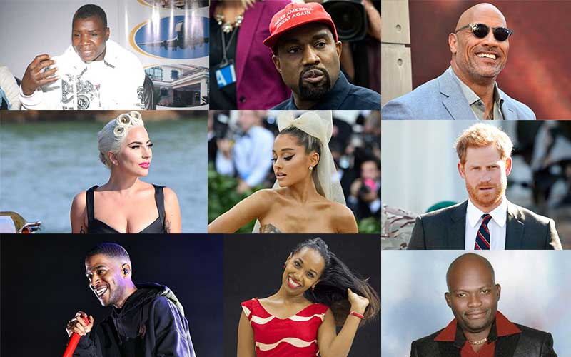 SDEHotList: Celebrities who struggled with mental health issues