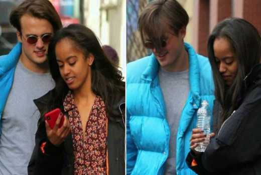Seven things you didn't know about Malia Obama's wealthy boyfriend