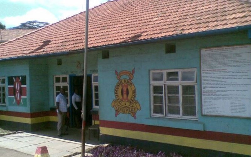 Shots fired: Police and soldiers clash at Langata Police Station