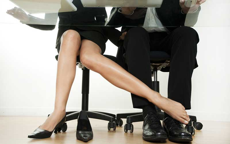 Six signs your partner has a lover at the office