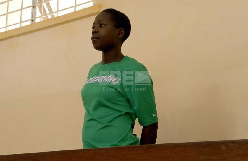 Teen detained over claims she killed pupil
