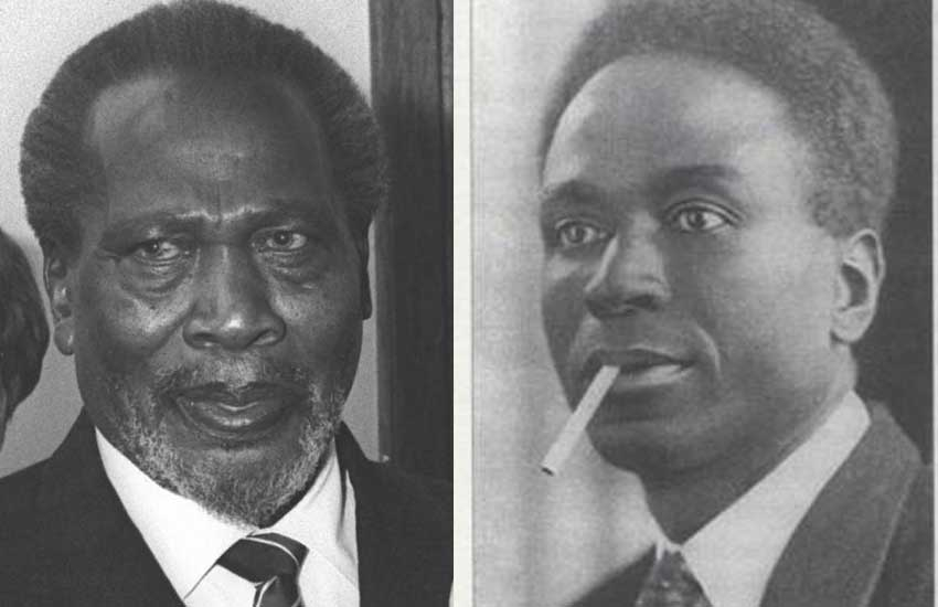 The story of the man who taught Jomo how to smoke pot
