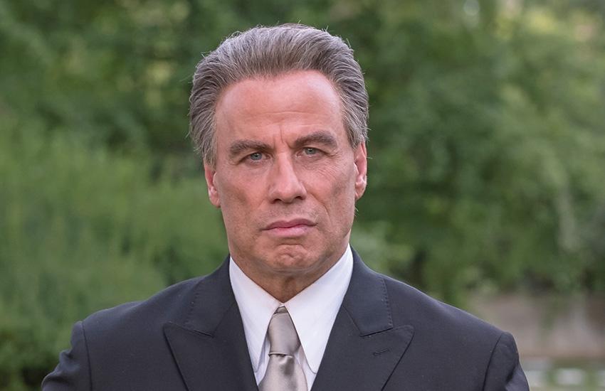 John Travolta's mob movie flop 'Gotti' nominated for Razzie Awards