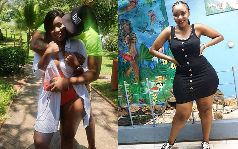 Two years later: Ofweneke's ex Nicah The Queen flaunts new man