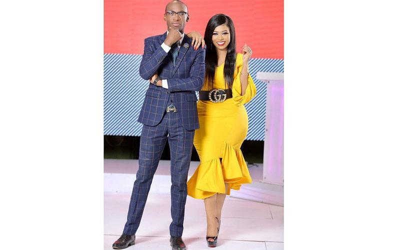 Vera Sidika, Dr Ofweneke to co-host new reality TV show