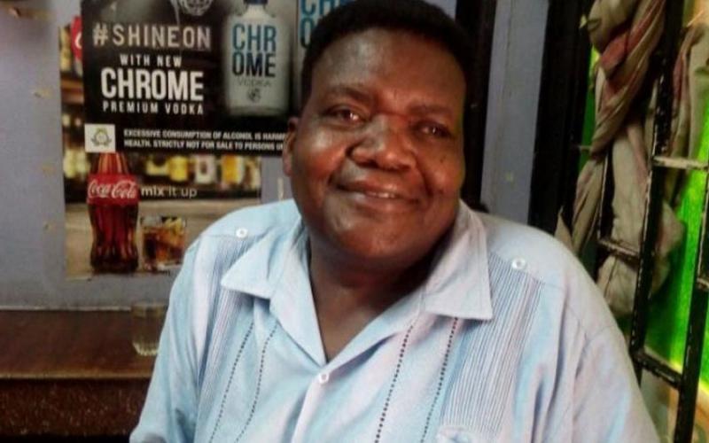 Vincent Okare, legendary presenter who chewed kizungu on TV