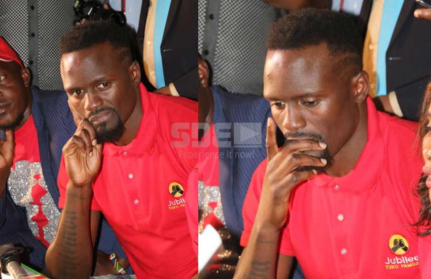 Why Mariga is appealing IEBC's move to bar him from vying in Kibra by-election