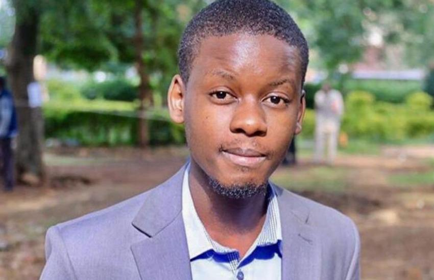 KTN's Timothy Otieno opens up on initiative to give back to society