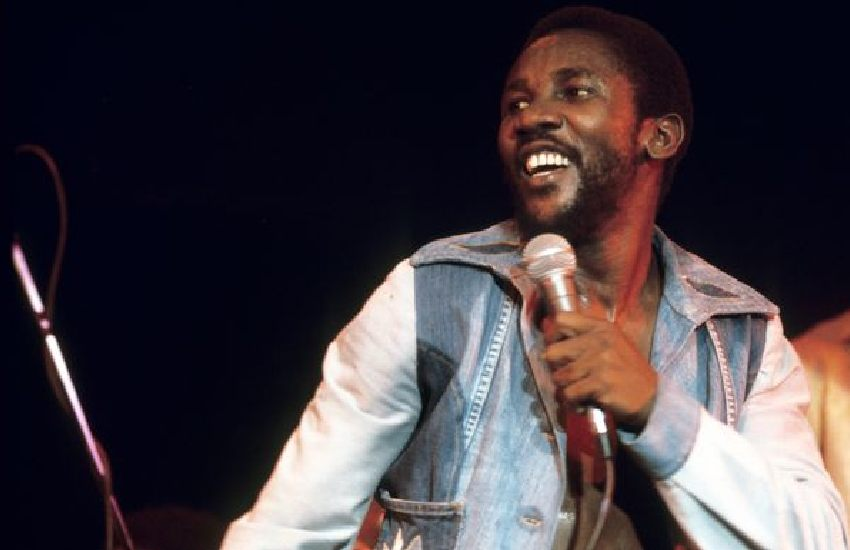 Toots Hibbert of reggae group Toots and the Maytals hospitalized